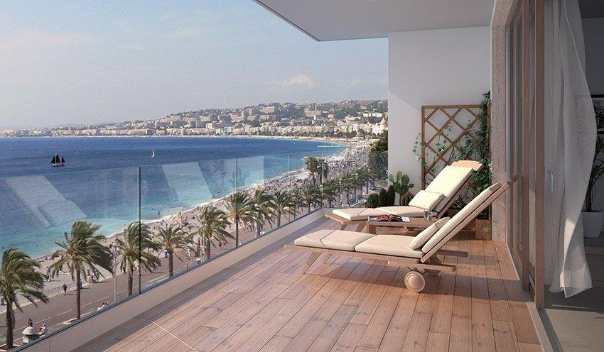 Pose à Cannes