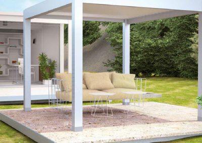 la pergola bioclimatique auxfenetresdazur rideau de verre. Black Bedroom Furniture Sets. Home Design Ideas