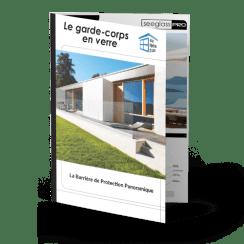 Brochure commerciale sur le Garde corps en verre