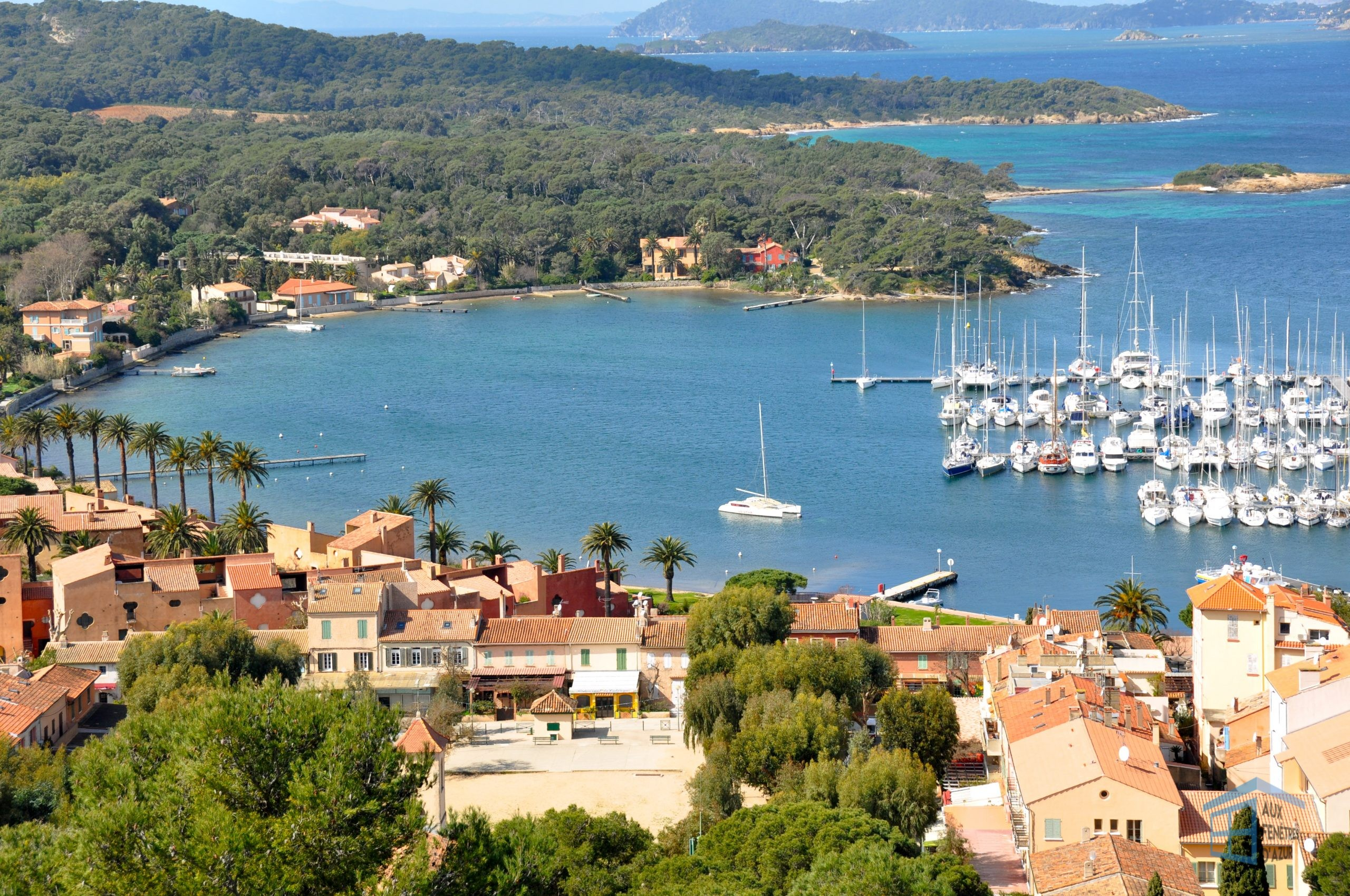 Port de Portquerolles