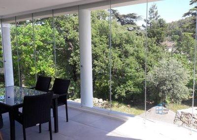 Cloison amovible en verre à Draguignan - Photo 2